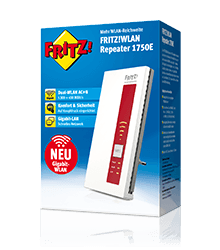 Fritz WLan-Repeater 1750E